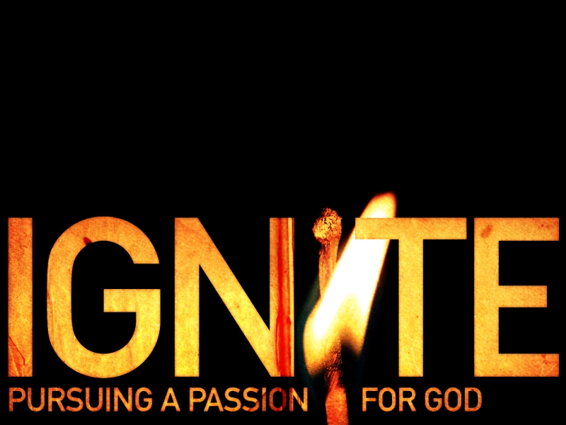 IGNITE Prayer Guide: Day 40
