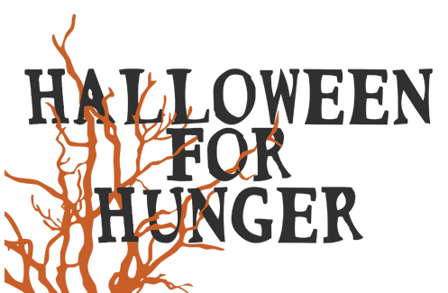 Halloween for Hunger is TODAY