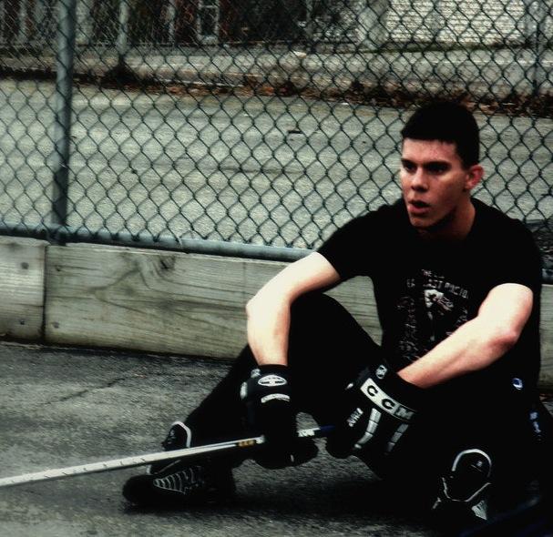 WANTED: Hockey Equipment Needed