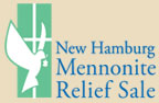 New Hamburg Mennonite Relief Sale