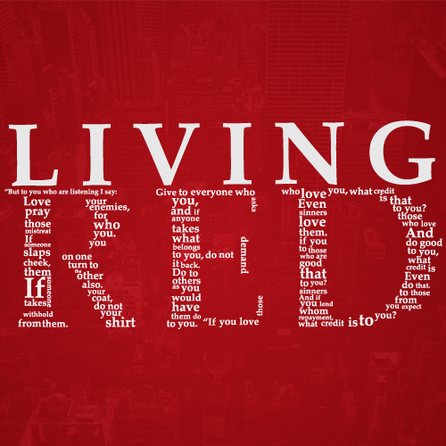 Living Red Prayer Guide: Day 35