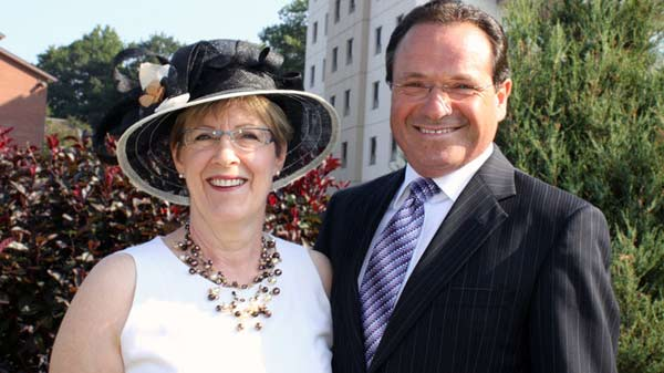 Our Condolences to the Albrecht Family