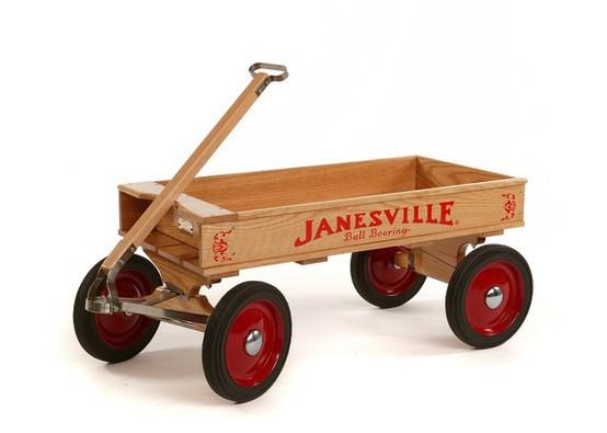 We Need Wagons!