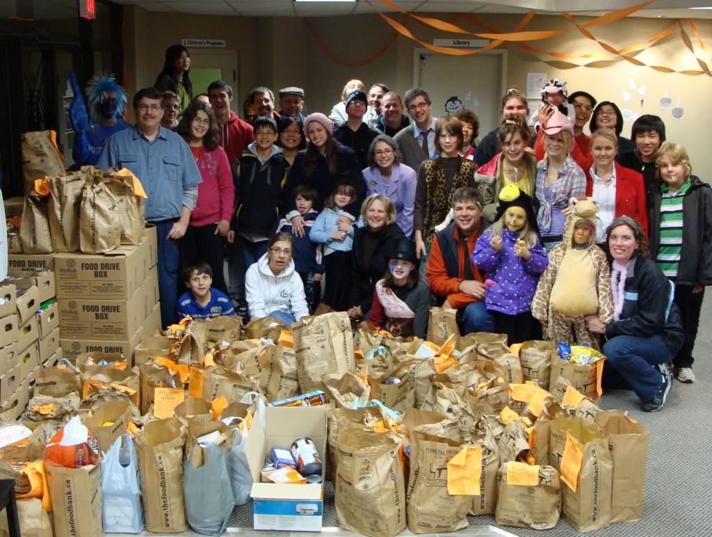 Halloween for Hunger 2011
