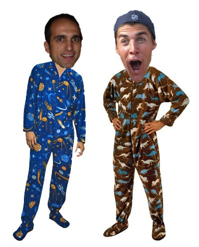 Junior High Pajama Day