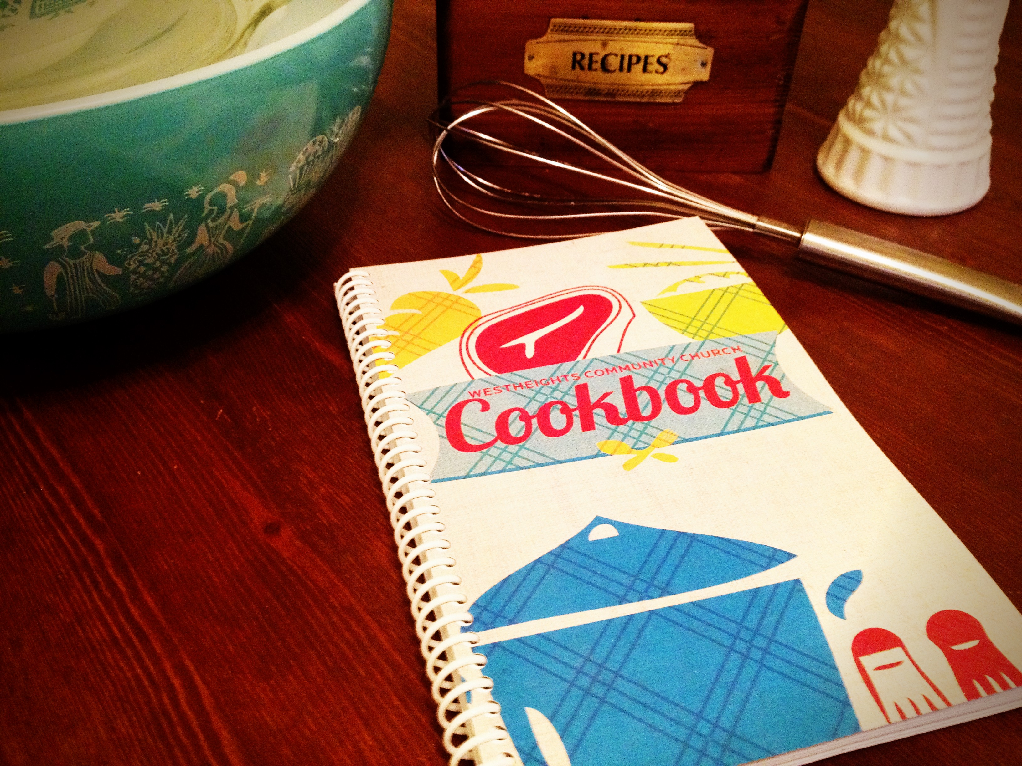 The Cookbooks Are Here!