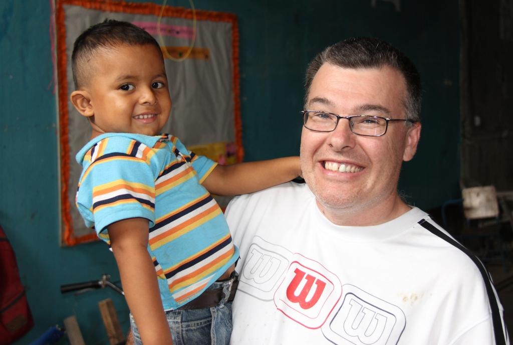 Nicaragua: From Paul Burns