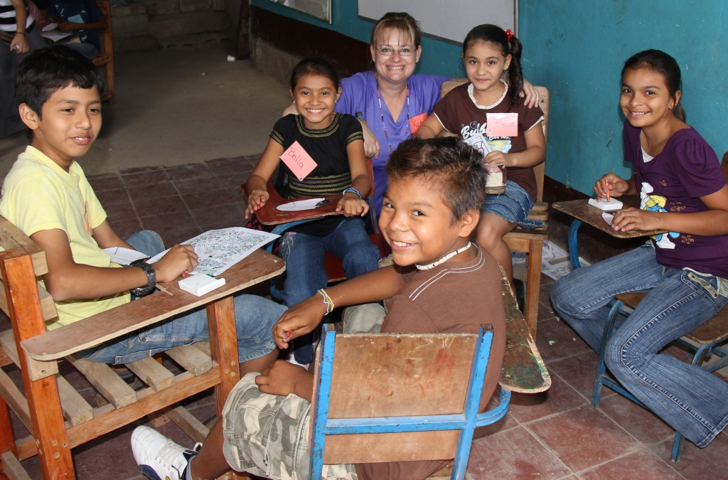 Nicaragua: From Cathy Burns