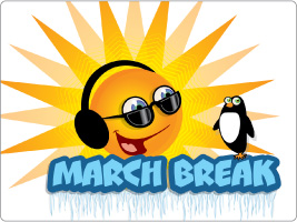 Free March Break Camp for 8-11 year olds