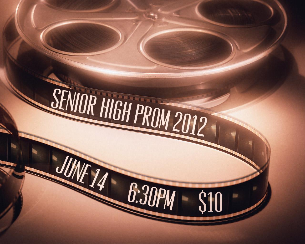 Senior High Prom 2012