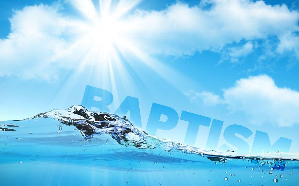 Baptism May 2012