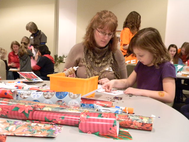 Christmas Card Making (14)