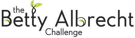 betty albrecht challenge small