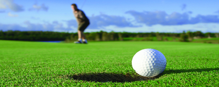 Camp Kahquah Golf Tournament