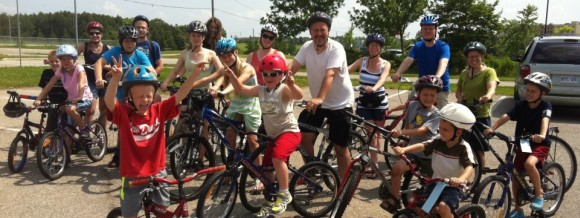 2013-06-23 Cycling Club Ride 1