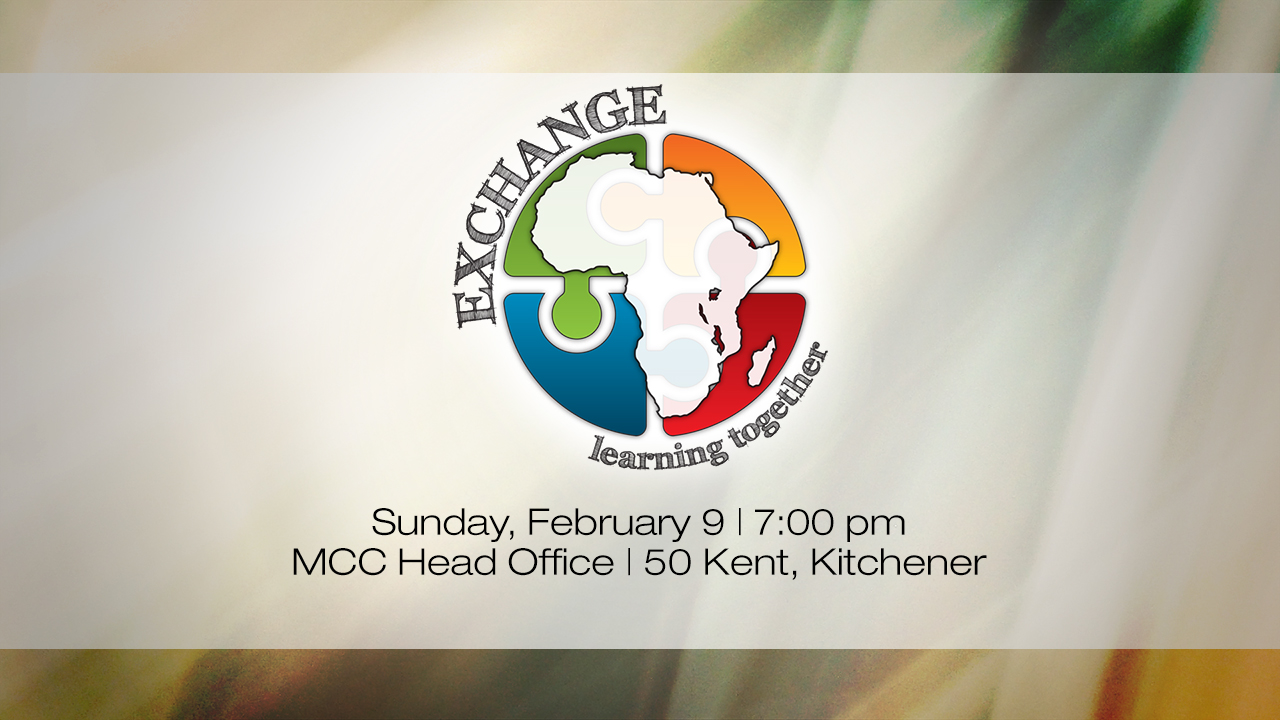 Africa Exchange Nights by MCC and The Meeting House