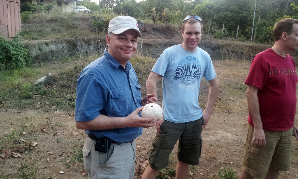 Team Nicaragua 2014: Day Four: From Karl Cober, With Photos