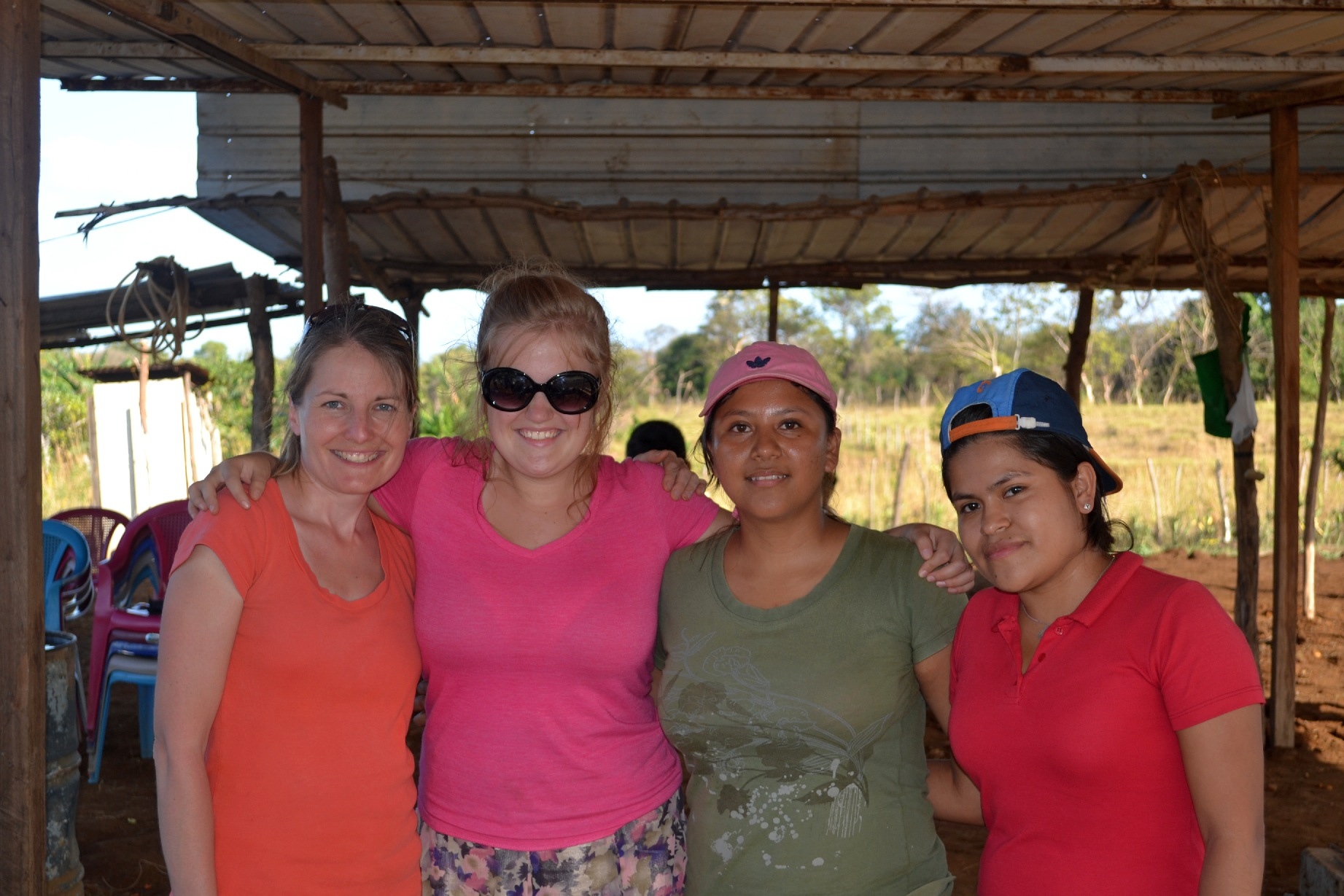 Team Nicaragua 2014: Day Ten From Elsy, Our Translator
