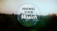 World Globe Finding Your Mission