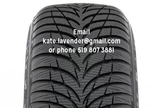 Free: Full Set of Winter Tires