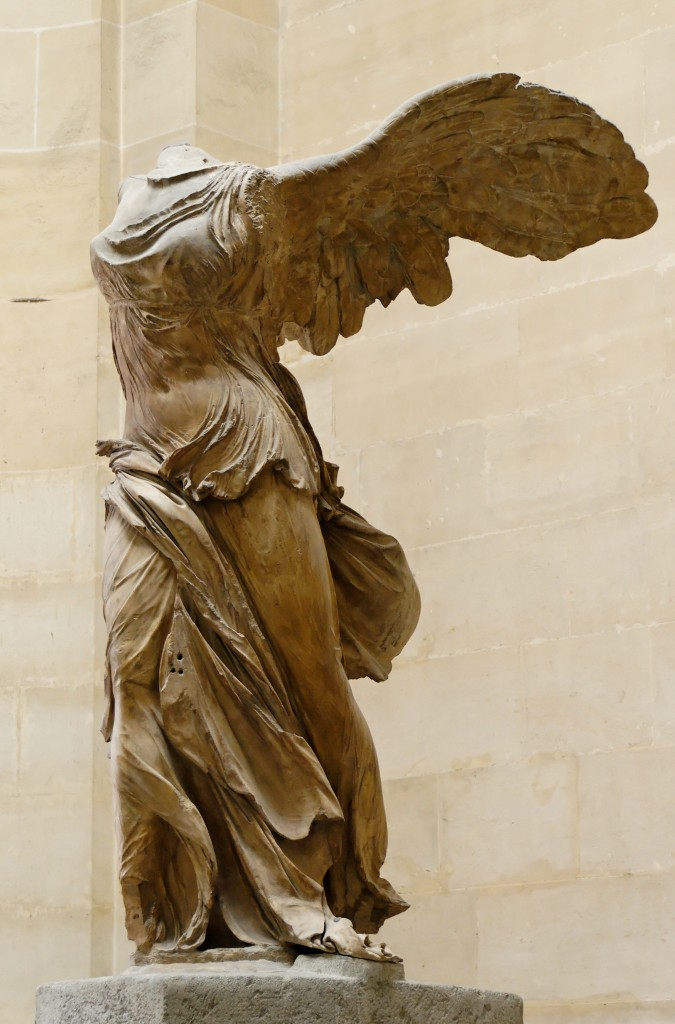 Nike of Samothrace Louvre