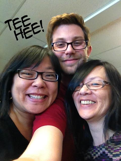 Selfie Staff edited
