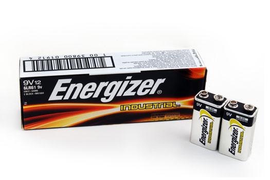 energizer 9v 12 box