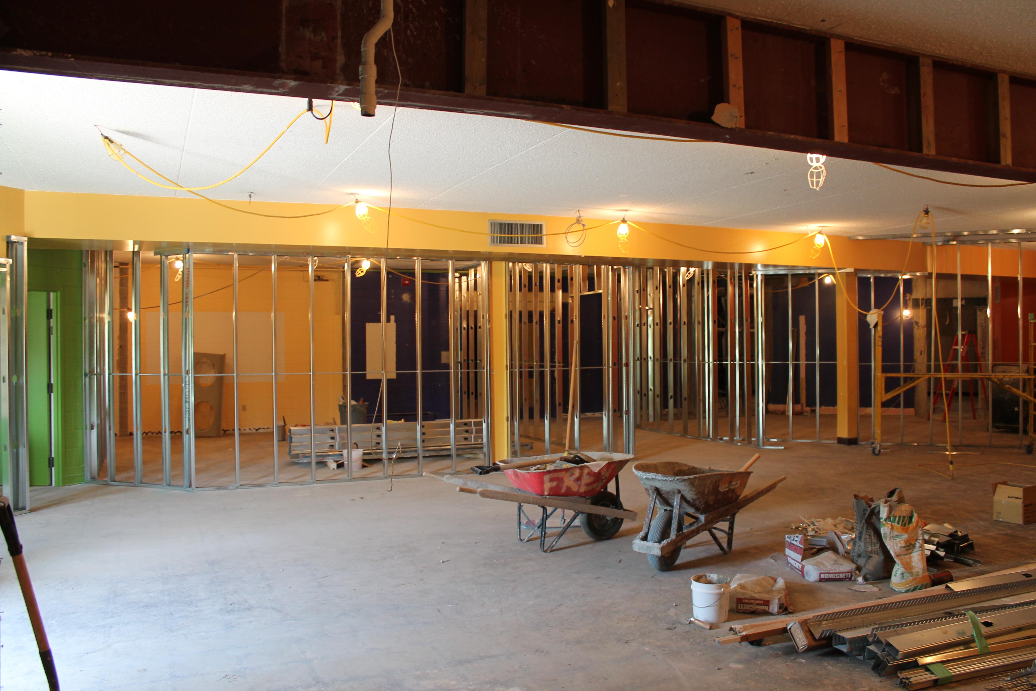 Renovation Week Nine