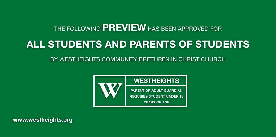 2014 Parents Preview Recap