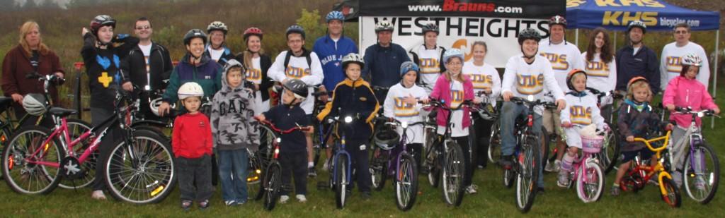 Ride for Refuge Group 2013