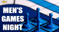 Men's Games Night