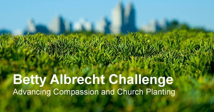 The Betty Albrecht Challenge