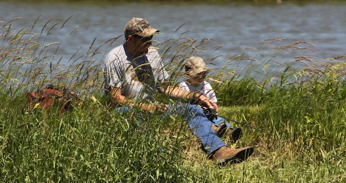 Kahquah Family Fishing Weekend