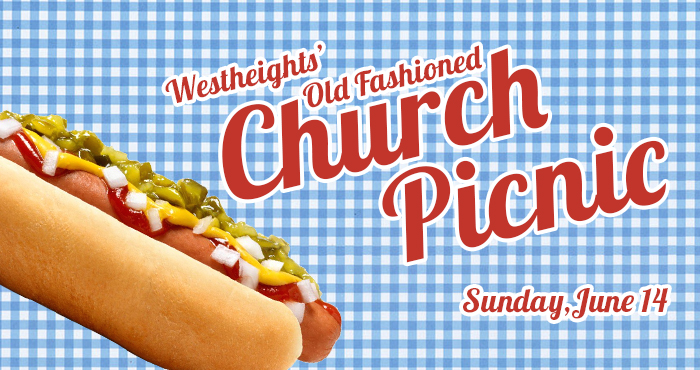 Annual Church Picnic is This Weekend