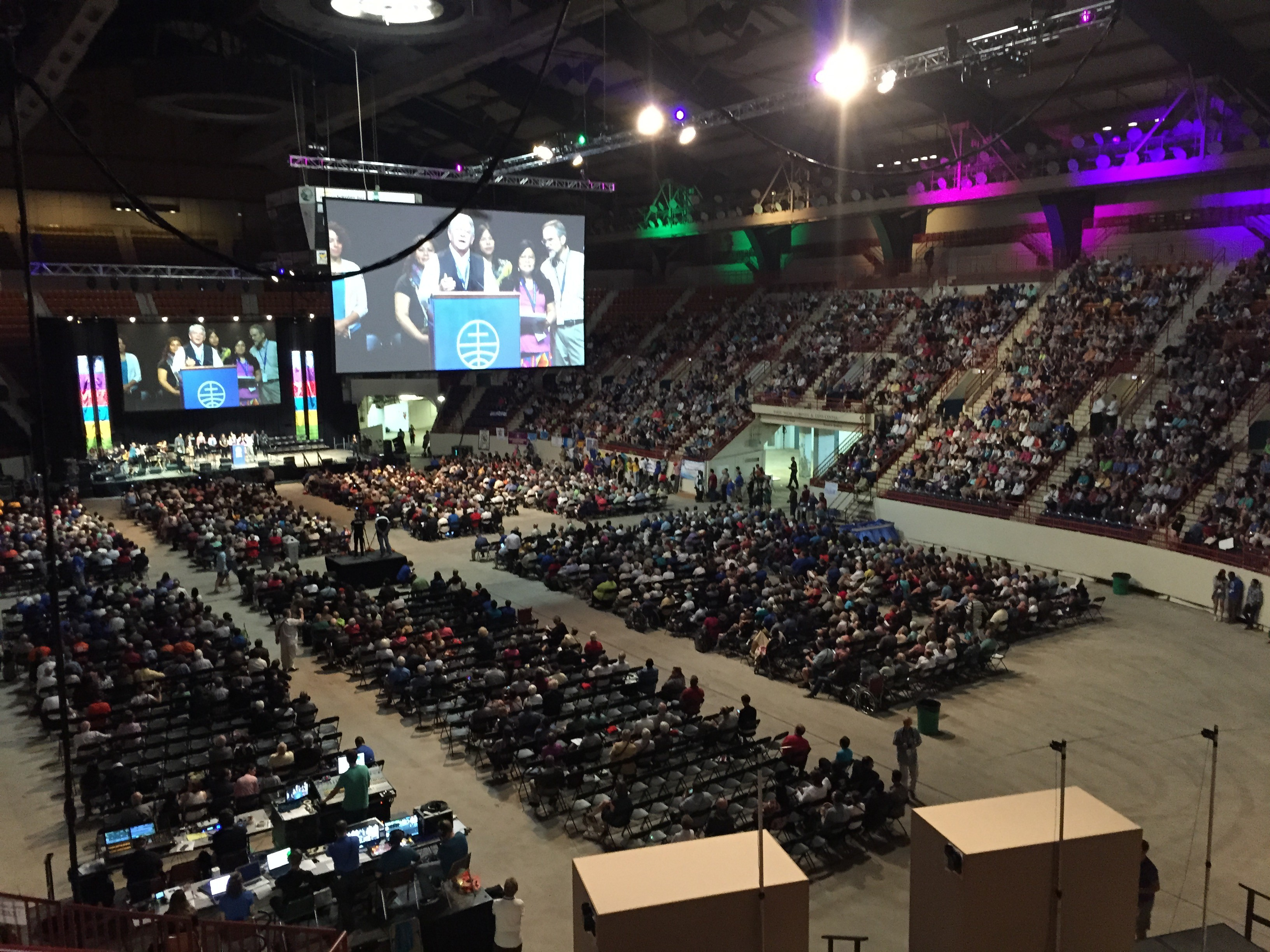 Hello from Mennonite World Conference
