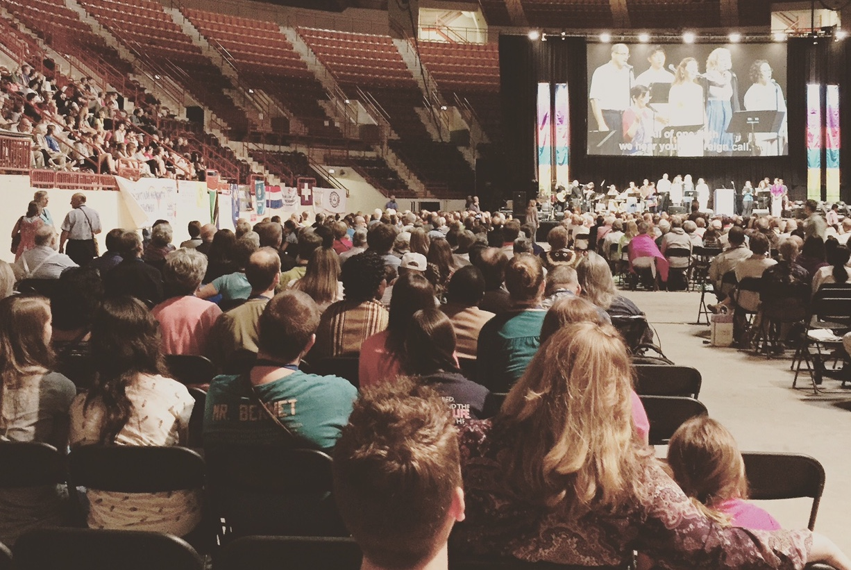 Mennonite World Conference – Day 2