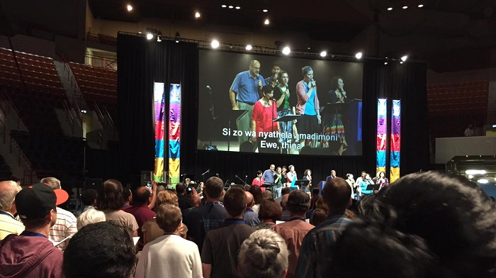 World Mennonite Conference – Day 3