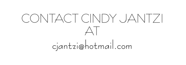 CindyContact Info