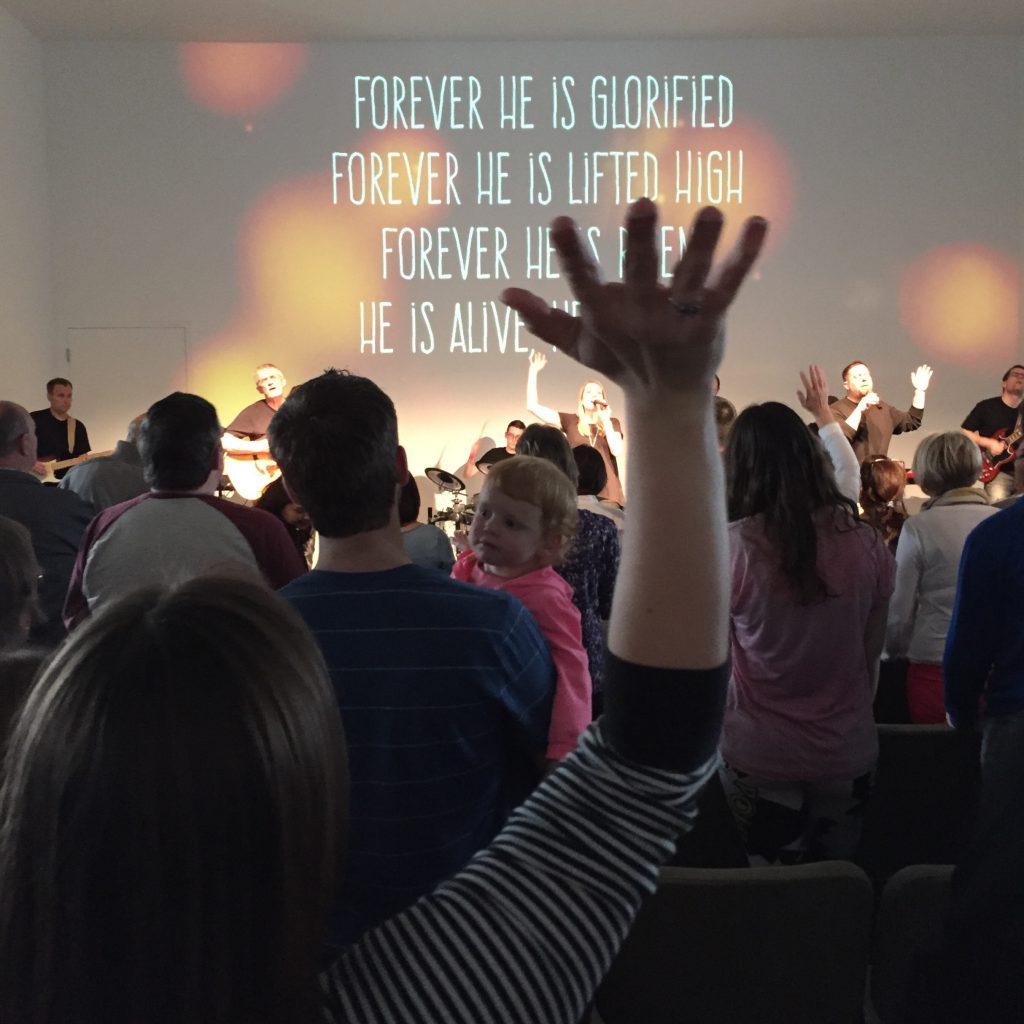 Heather Noble Worship Night Spring 2015