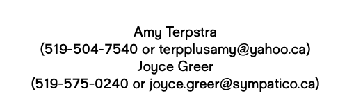 Terpstra Greer contact info