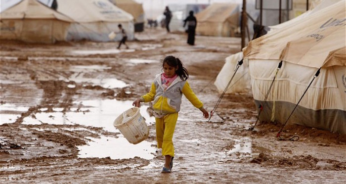 Information Night for Syrian Settlement Team