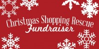 Christmas Shopping Rescue Fundraiser