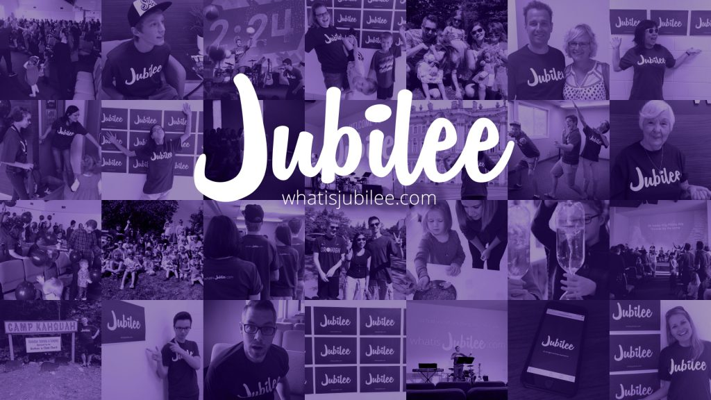 Jubilee Collage Slide