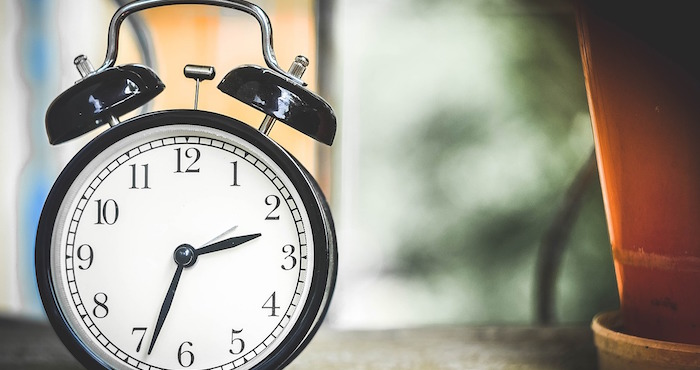 Daylight Saving Time Begins This Weekend