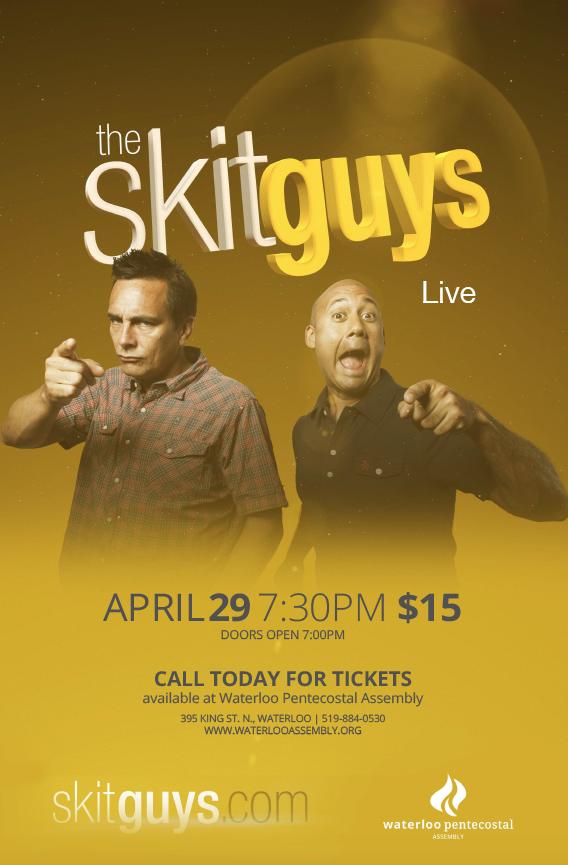 Skit Guys Poster