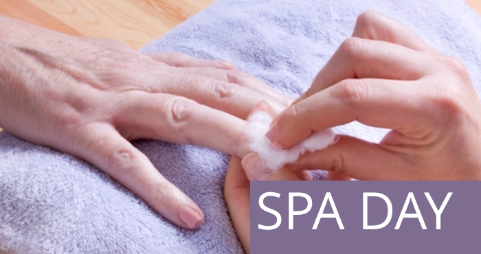 Volunteers Needed for Spa Day