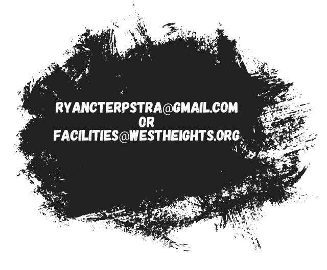Ryan Terpstra contact