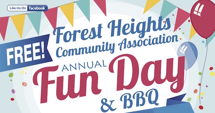 Free Fun Day at Forest Heights Community Centre