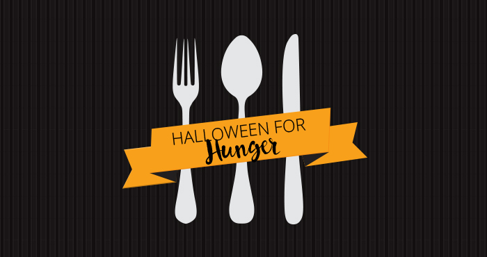 Halloween for Hunger – Drum Roll Please …