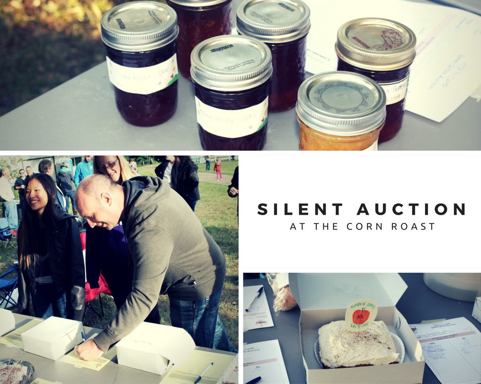 Silent Auction collage